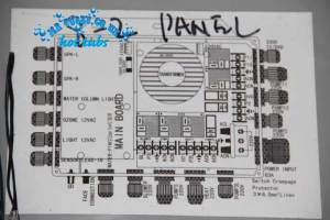 CHINESE HOT TUB SPA CONTROL PACK  Main Relay Power Board KL82 TCP82 KL83 TCP83